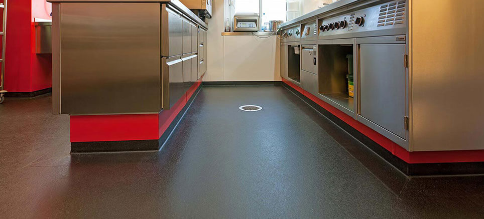 Vinyl Safety Flooring