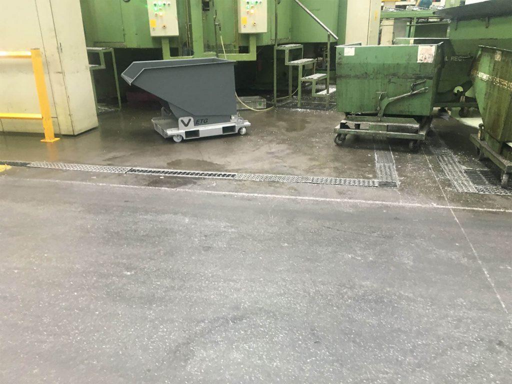 Amtec Automotive Coventry Epoxy Resin Floor System