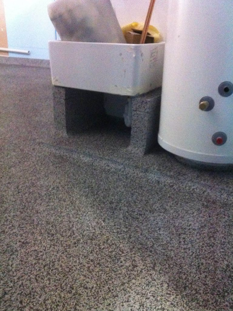 Subway Cannon Park Coventry Epoxy Resin Floor